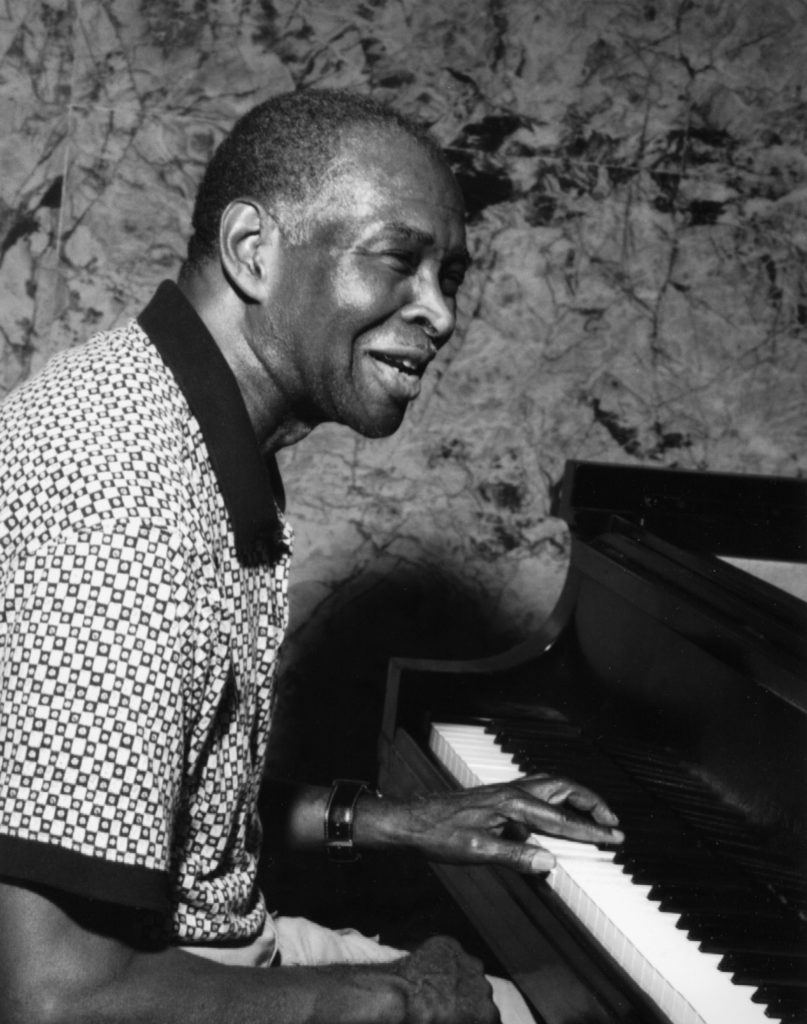 Muhal Richard Abrams (via Chicago Reader) Photo Credit: Alan Nahigian